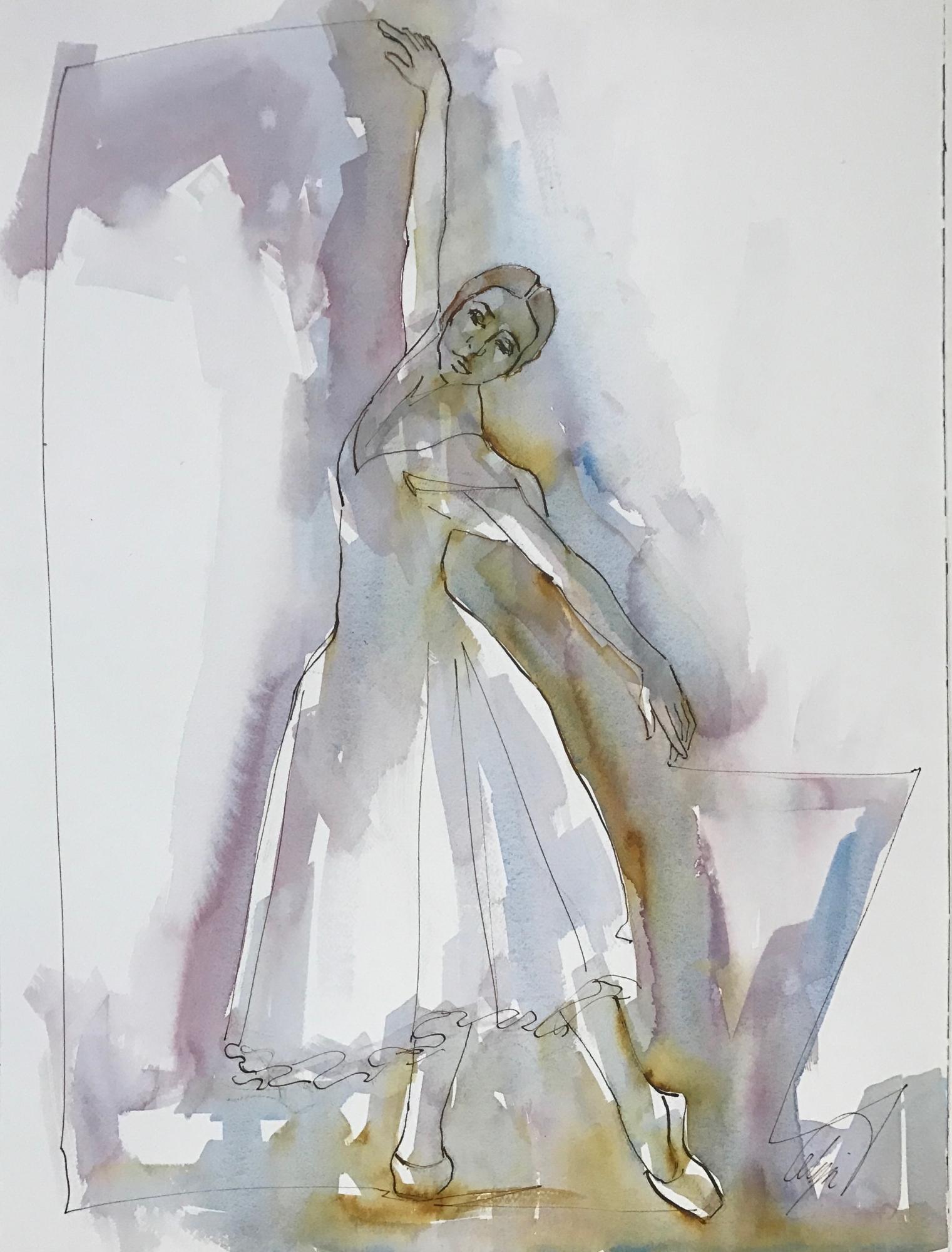 Giselle by Mel Delija