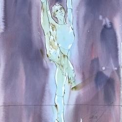 Mel Delija - Dancer Variation II