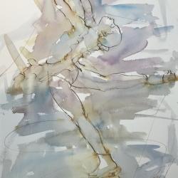 Mel Delija - Backspin Skater