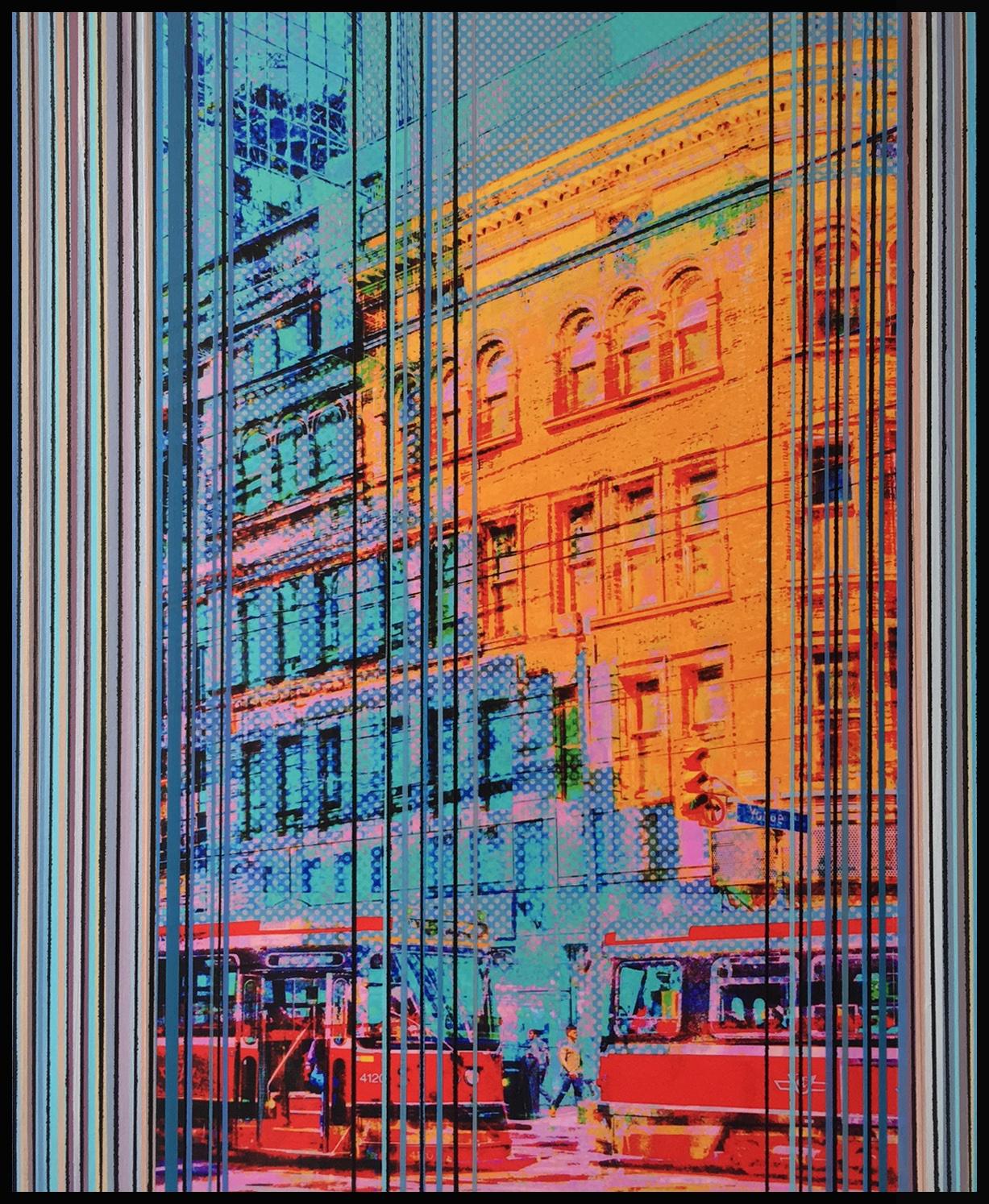 My City: 156  by Jamie MacRae