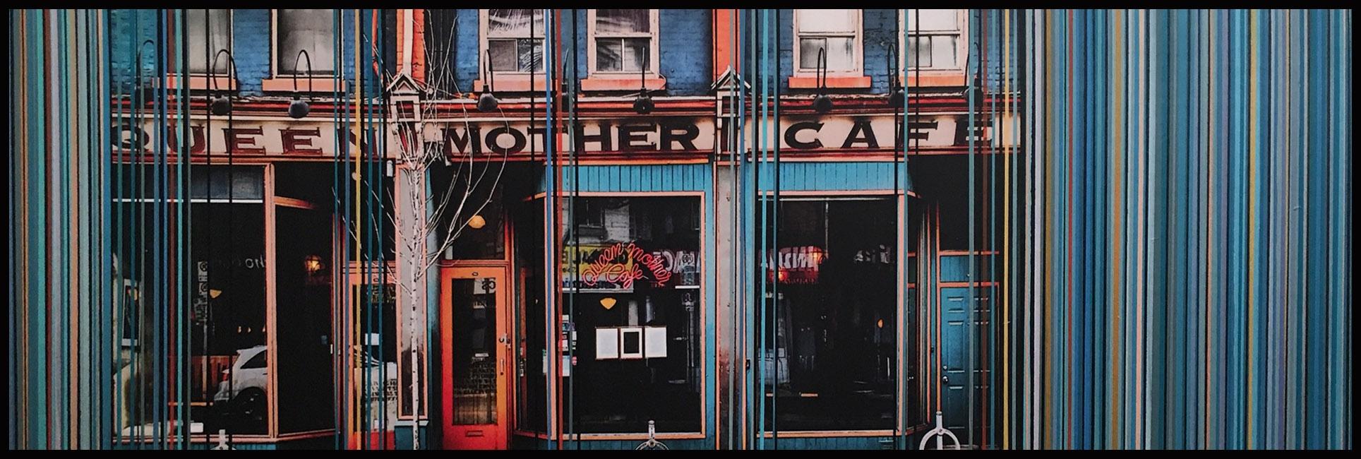 Queen Cafe  by Jamie MacRae