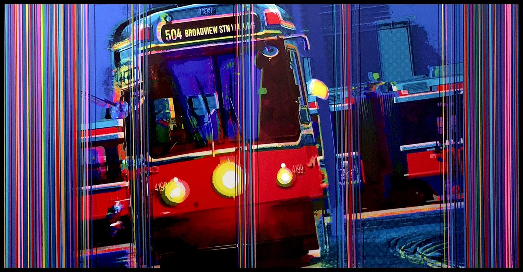 504 Electric Broadview  by Jamie MacRae