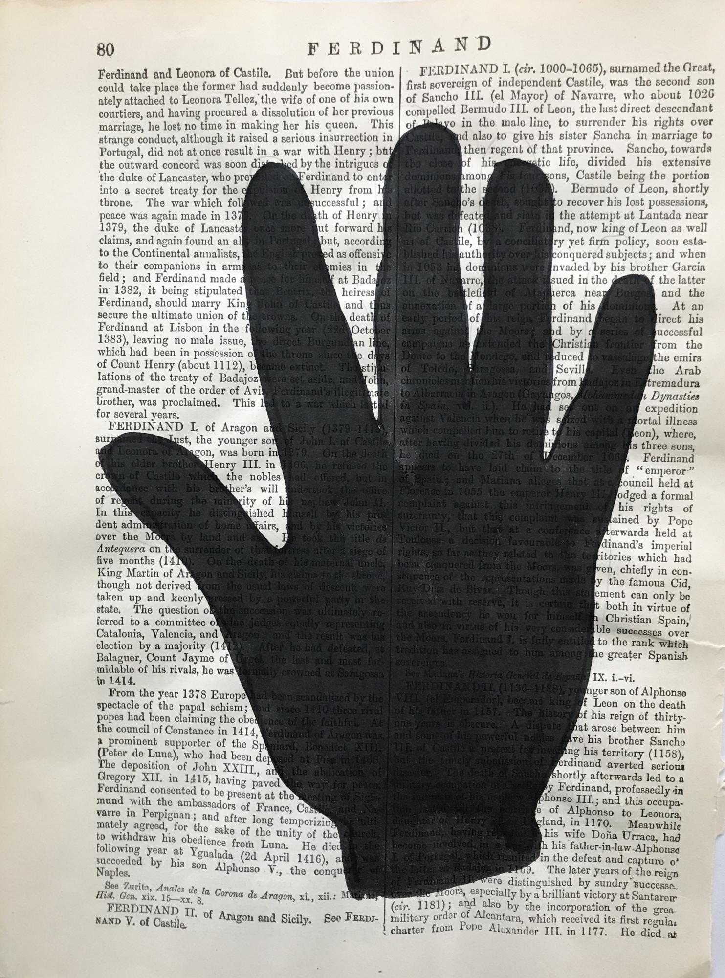 Ferdinand black 80  by Michela Sorrentino
