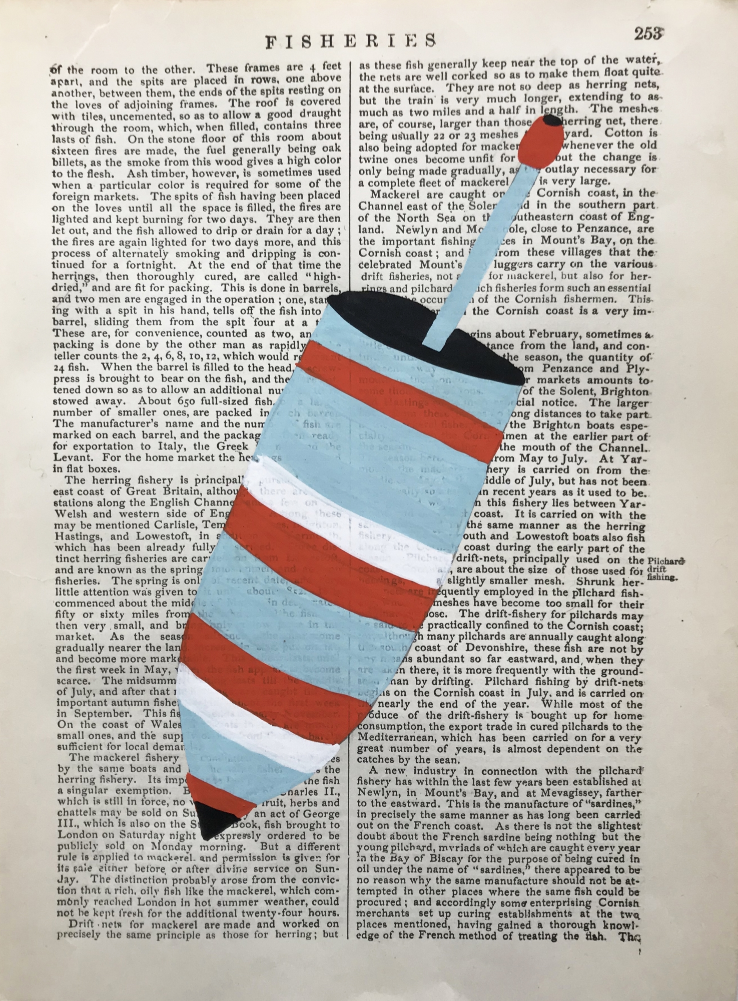 Fisheries 253 by Michela Sorrentino
