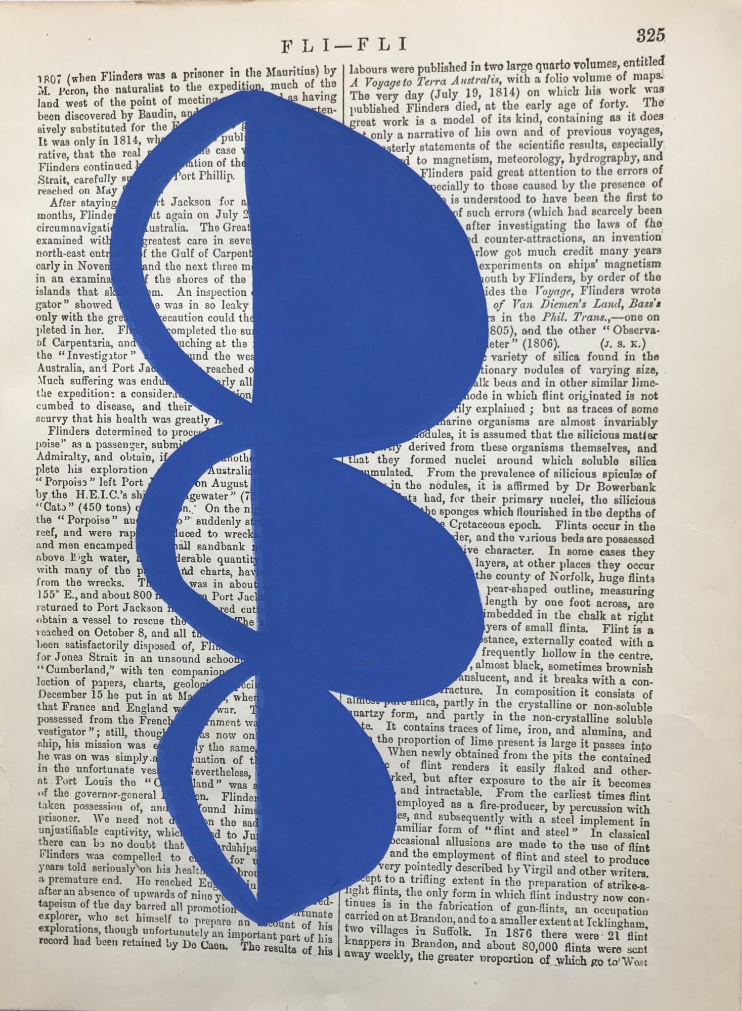 Fli Fli blue 325 by Michela Sorrentino