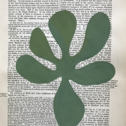 Michela Sorrentino - Gospels Green 797