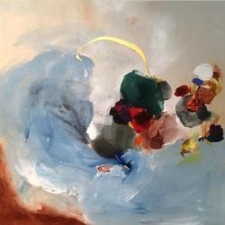 Christine Breakell-Lee - Blue Skies