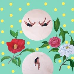 Marina  Nazarova - Divers and Camellias