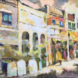 Masood Omer - Rustic Cafe