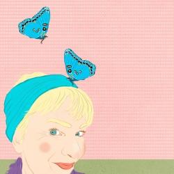 Roberta Murray - Butterfly Kisses