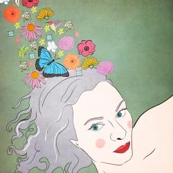 Roberta Murray - The Gardener