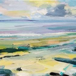 Jennifer  Harwood  - Beach Walk