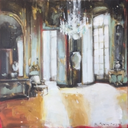 Hanna Ruminski - Parisian Apartment II