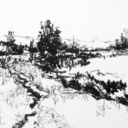 Maria  Josenhans - A Walk in the Meadow
