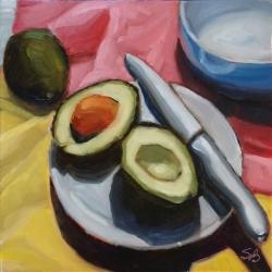 Sonja  Brown  - Avocados 5