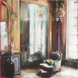 Hanna Ruminski - Parisian Apartment in Sienna Naturel