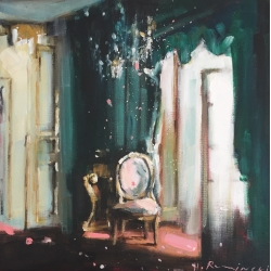 Hanna Ruminski - Parisian Apartment in Emerald