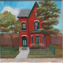 Michael Harris - Victorian Cabbagetown