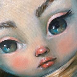 Kate Domina - Turquoise Eyes
