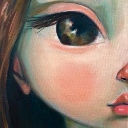 Kate Domina - Brunette Study