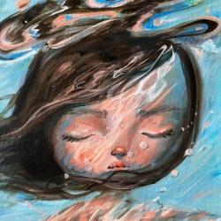 Kate Domina - Pool Dreaming