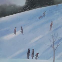 Greg Nordoff - Winter's Leisure V