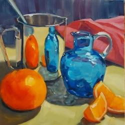 Sonja  Brown  - Oranges 5