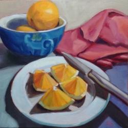Sonja  Brown  - Oranges 3