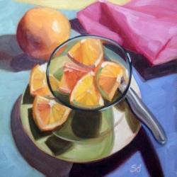 Sonja  Brown  - Oranges 2