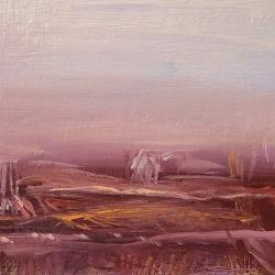 Tamara Thompson  - A WalkThrough Pink Fields