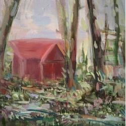 Tamara Thompson  - Island Cabin
