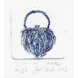 Lori Doody - Bag of Tricks (Blue)
