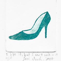 Lori Doody - I Like it But I Can't Walk in It