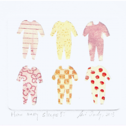 Lori Doody - How Many Sleeps?