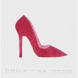 Lori Doody - Put a Sock in It (Red)