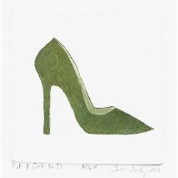 Lori Doody - Put a Sock in It (Green)