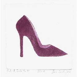 Lori Doody - Put a Sock in It (Purple)