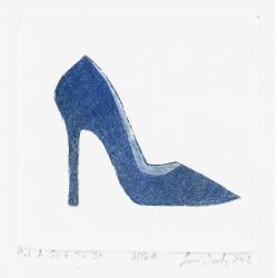 Lori Doody - Put a Sock in It (Blue)