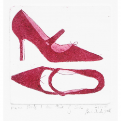 Lori Doody - Mama Needs a New Pair of Shoes (Red)