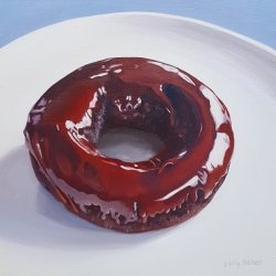 Emily Bickell - Double Chocolate Donut