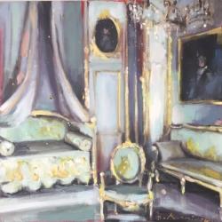 Hanna Ruminski - Royal Chamber in Lazienki Palace