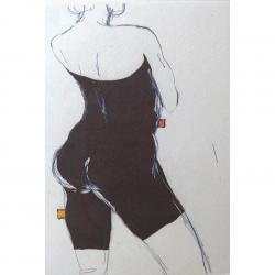 Hannah Alpha - Dressing Paper Dolls 15