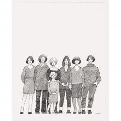 J. Joel - Six Women and a Child