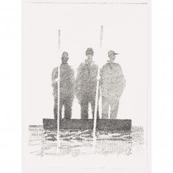 J. Joel - Three Men on a Barge