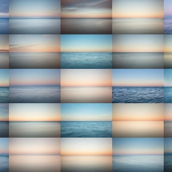 David Ellingsen - Dissipating Heat, Summer Evenings (Study for Weather Patterns)