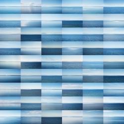 David Ellingsen - Blue Skies, Study for Weathern Patterns