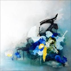Sylvie  Adams  - Dragon Bleu