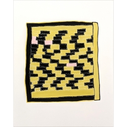 Stephanie Cormier - Quilt Swatch 3