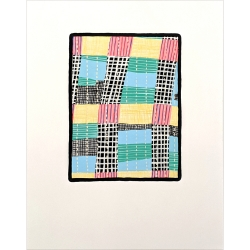 Stephanie Cormier - Quilt Swatch 2