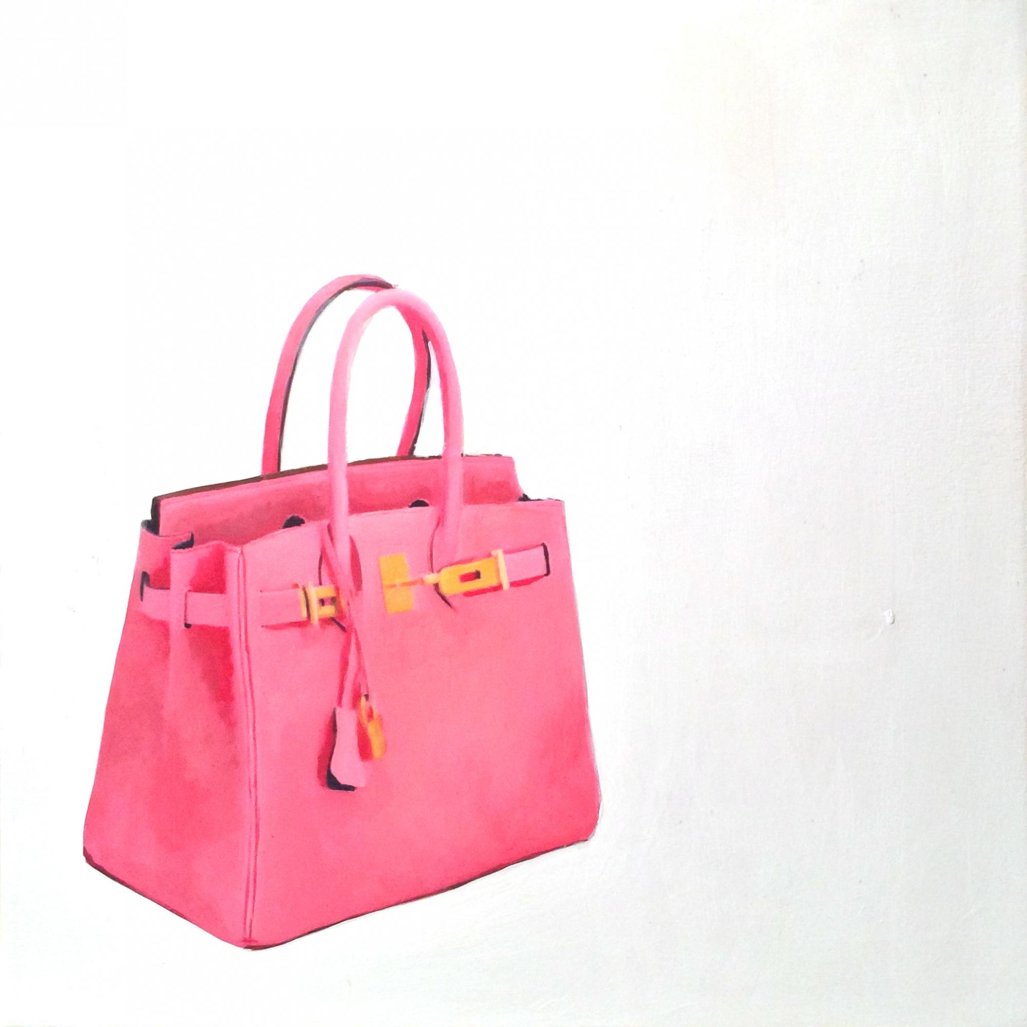 pink bag by EM Vincent